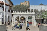 Motorcycle taxis threatening the historic Kenyan town of Lamu have been banned from the waterfront and the area ringing the UNESCO-listed site