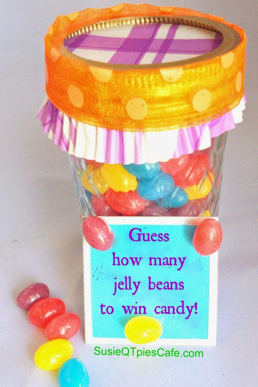 """<p>Get the whole family in on this classic counting game and give a special prize to the lucky winner.<br></p><p><em>Get the tutorial at <a href=""""http://www.susieqtpiescafe.com/2014/03/Bunny-Trail-Easter-Games-Easter-Recipes.html#_a5y_p=1456805"""" rel=""""nofollow noopener"""" target=""""_blank"""" data-ylk=""""slk:SusieQTpies"""" class=""""link rapid-noclick-resp"""">SusieQTpies</a>.</em></p>"""