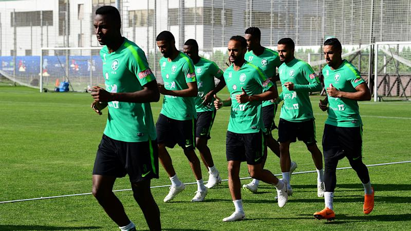 Depressed Egypt team back to Grozny for prepare for Saudi Arabia game