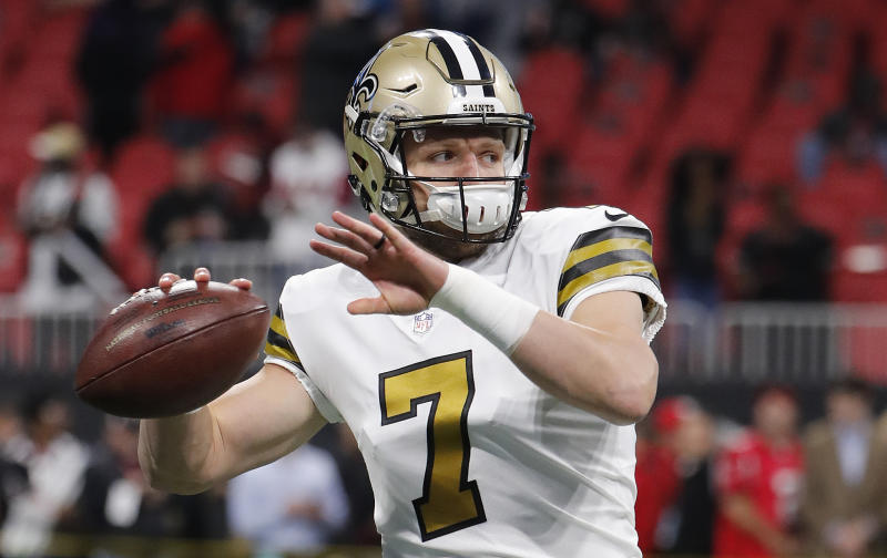 Saints Will Use Taysom Hill In A Lot Of Different Ways