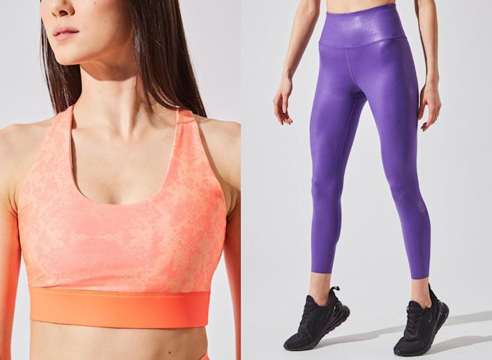 Canadian brand MPG Sport's latest athleticwear drop, LA Vibes, will have you California dreamin' all spring.