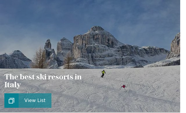 Best Italian ski resorts