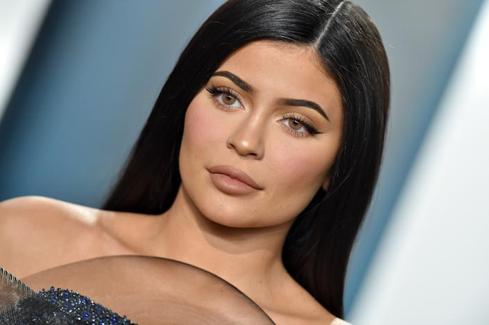 Kylie Jenner was criticized on social media after requesting donations for a friend who was injured in an accident. (Photo: Axelle/Bauer-Griffin/FilmMagic)