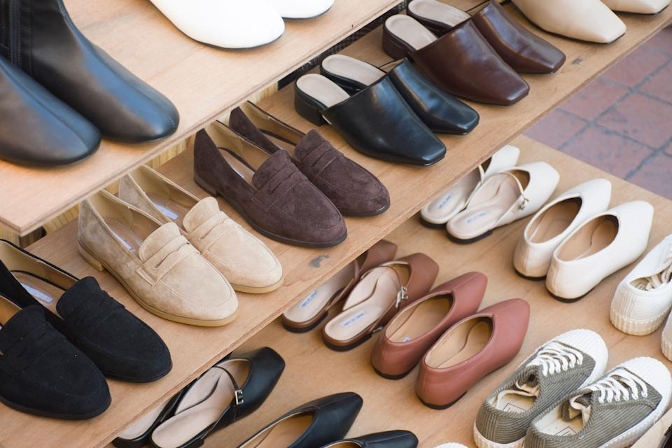 The best Black Friday and Cyber Monday 2019 deals on shoes for men and women. (Photo: IronHeart via Getty Images)