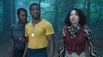 """<p><em>Nominated for: Best Television Series–Drama</em> </p> <p><em>Lovecraft Country</em> a little hard to explain, but it's about race in the 1950s, monsters, aliens, and other sci-fi stuff. And they're not just elements placed next to each other—everything's a metaphor for everything else. Basically, it's about surviving in a world that's trying to kill you. Also, love. And it's excellent.</p> <p><a href=""""https://cna.st/affiliate-link/EKxjmNPJFDfskU47QQngW4X5KXydixnCayVeKHQweVCJ5Fiph1wXzGQmCWfXc5DpuP1SLRSmVYofWUikHVTfqsYKjyfKp6UVyM2Foyme6CLs6QLPxY4tbWZxeH5QCWtqDFFpagSB4QiXsp?cid=5fda28e0890b5684966da0d1"""" rel=""""nofollow noopener"""" target=""""_blank"""" data-ylk=""""slk:Watch now on HBOMax"""" class=""""link rapid-noclick-resp""""><em>Watch now on HBOMax</em></a></p>"""