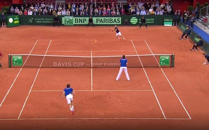 Candian doubles