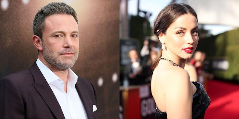 Ben Affleck and Ana de Armas go for coffee after tropical vacation