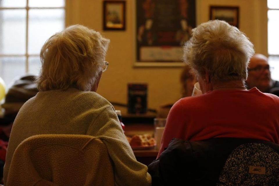 The National Care Association said some care homes may be forced to cut resident numbers, which would affect the NHS (PA) (PA Archive)