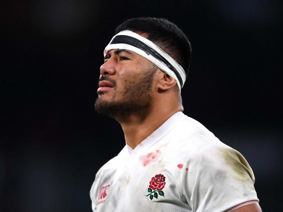 Tuilagi remains eligible for England selection after joining Sale (Getty)