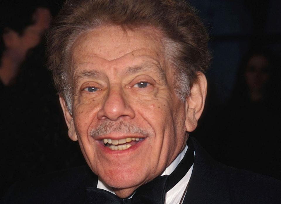 """Jerry Stiller, the comedic legend who played hilariously crusty fathers on """"Seinfeld"""" and """"The King Of Queens,"""" died on May 11, 2020 at 92."""