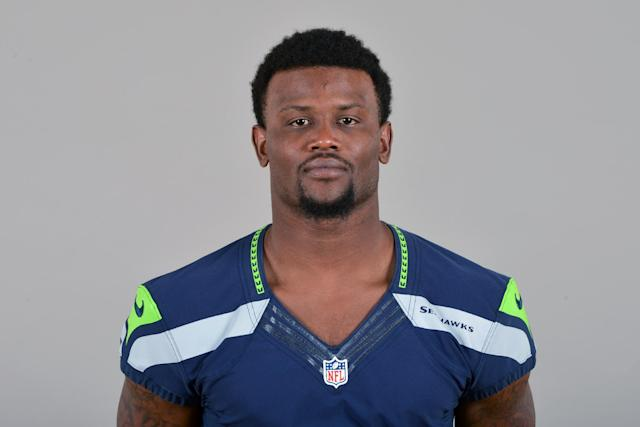 FILE - This is a 2013 file photo showing Walter Thurmond of the Seattle Seahawks NFL football team. Thurmond has been suspended by the NFL for the team's next four games for violating the league's substance abuse policy. Thurmond will be eligible to return to the active roster on Monday, Dec. 23, 2013, before the final game of the regular season. (AP Photo/File)