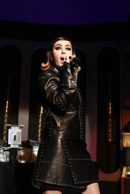 Charli XCX performs at