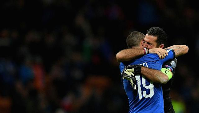 <p>Pretty much everyone in the world felt sorry for the Italians. </p> <br><p>It really hits hard to miss out on a World Cup for the first time in over half a century, especially when a certain legendary goalkeeper was hoping to end his career with a bang.</p> <br><p>Back in September, the president of the Italian Football Association had said that not qualifying for the 2018 World Cup would be 'an apocalypse.'</p> <br><p>It seems the four horsemen had their way...</p>