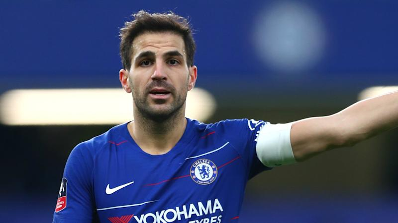 'Put Cesc on!' - Fabregas reveals how Conte and Diego Costa played a part in the 'funniest moment' of his career