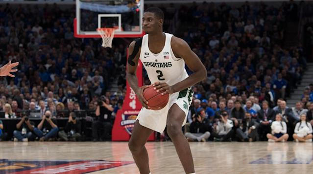 Where will Jaren Jackson Jr. go in the draft? The Crossover's Front Office breaks down his strengths, weaknesses and more in its in-depth scouting report.