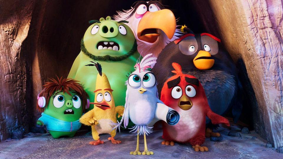 """<p>Did your kids love the game and <a href=""""https://www.amazon.com/Angry-Birds-Movie-Theatrical/dp/B01FFU3BRS?tag=syn-yahoo-20&ascsubtag=%5Bartid%7C10055.g.23406794%5Bsrc%7Cyahoo-us"""" rel=""""nofollow noopener"""" target=""""_blank"""" data-ylk=""""slk:the first Angry Birds film"""" class=""""link rapid-noclick-resp"""">the first<em> Angry Birds</em> film</a>? This fun and silly animated sequel adapted from the popular video game returns to the screen with all the famous lovable characters — and the result is a delightfully entertaining experience that takes flight. </p><p><a class=""""link rapid-noclick-resp"""" href=""""https://www.netflix.com/title/81073593"""" rel=""""nofollow noopener"""" target=""""_blank"""" data-ylk=""""slk:STREAM NOW"""">STREAM NOW</a></p><p><strong>RELATED: </strong><a href=""""https://www.goodhousekeeping.com/life/parenting/g23282475/best-animated-movies/"""" rel=""""nofollow noopener"""" target=""""_blank"""" data-ylk=""""slk:The Best Animated Movies You Need to Watch With Your Kids Before They Grow Up"""" class=""""link rapid-noclick-resp"""">The Best Animated Movies You Need to Watch With Your Kids Before They Grow Up</a></p>"""