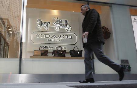 Coach snags handbag rival Kate Spade in $2.4 billion deal