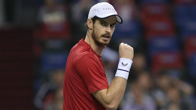 Andy Murray, 32, is returning to Melbourne for next year's Australian Open.