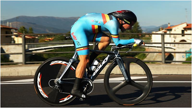 Campenaerts breaks Wiggins' Hour Record in Mexico