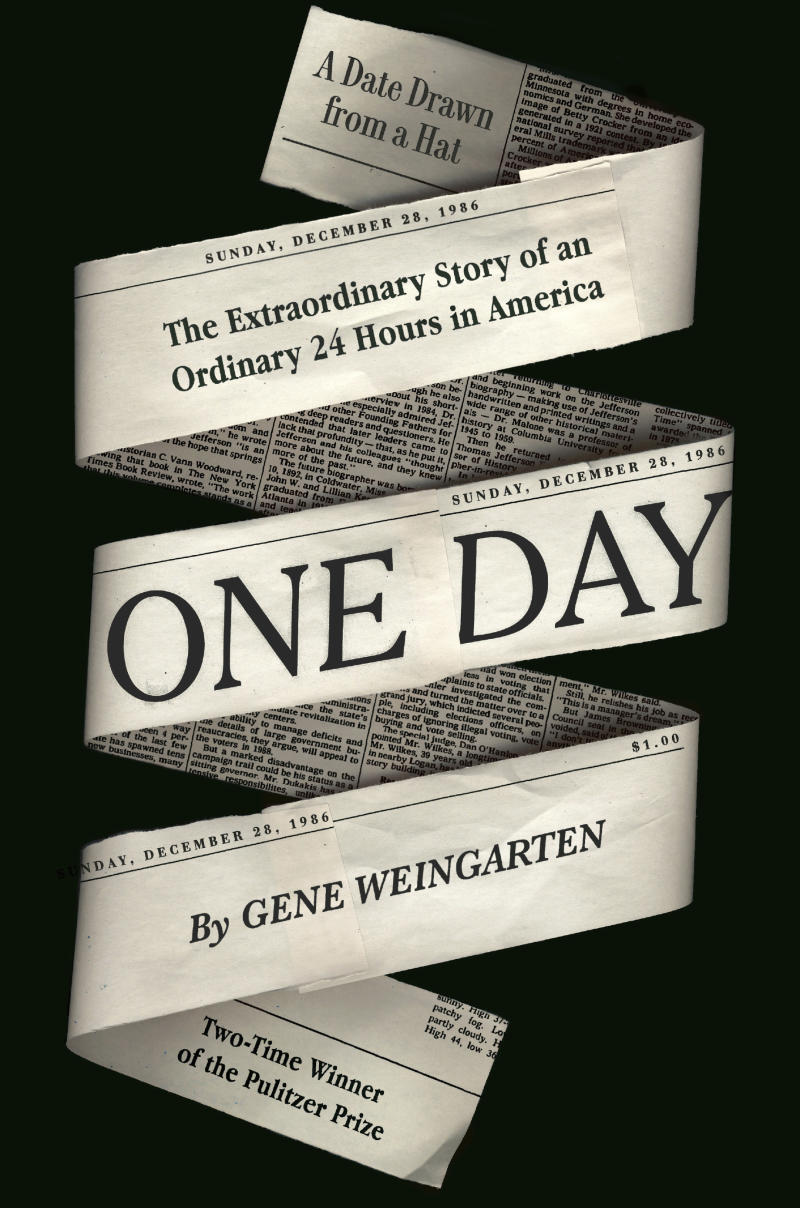 Book Review - One Day