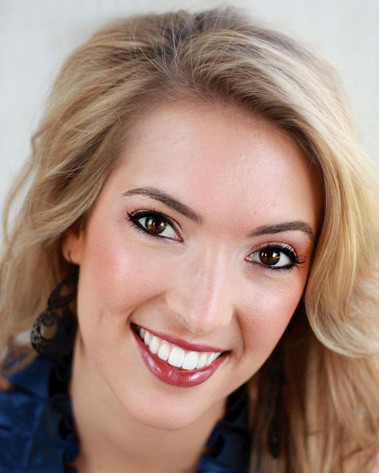 """Miss Ohio, Ellen Bryan is a contestant in the """"<a href=""""/2012-miss-america-pageant/show/48165"""">2012 Miss America Pageant</a>."""""""