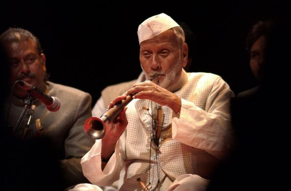 "Qamruddin ""Bismillah"" Khan was known by the title Ustad, owing to his skill and popularisation of the 'shehnai', a wind instrument. The shehnai is mostly used in cultural festivities and especially marriages. However, Ustad Bismillah Khan brought it to the concert stage. He was awarded the Bharat Ratna in 2001."