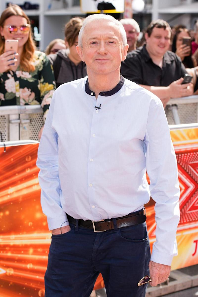 Exit: Louis Walsh has confirmed he has stepped down from The X Factor judging panel (Getty Images)