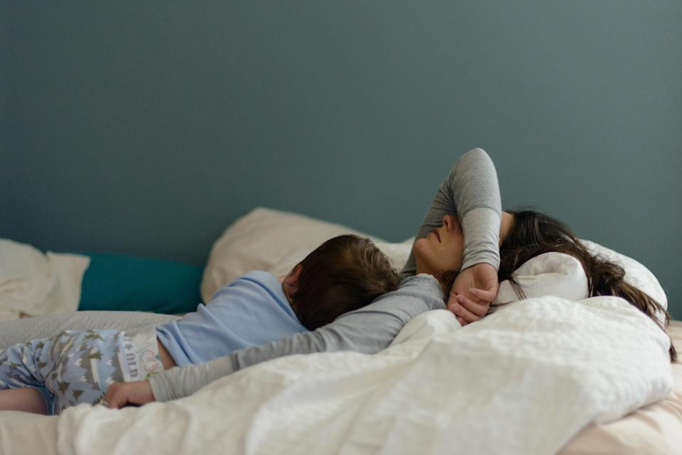 COVID-19 has taken a toll on many kiddos' bedtime routines. Here's how to cope. (Photo: Ray Kachatorian via Getty Images)