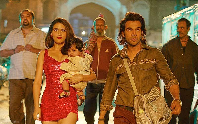 Rajkummar Rao and Fatima Sana Shaikh in a still from Ludo.