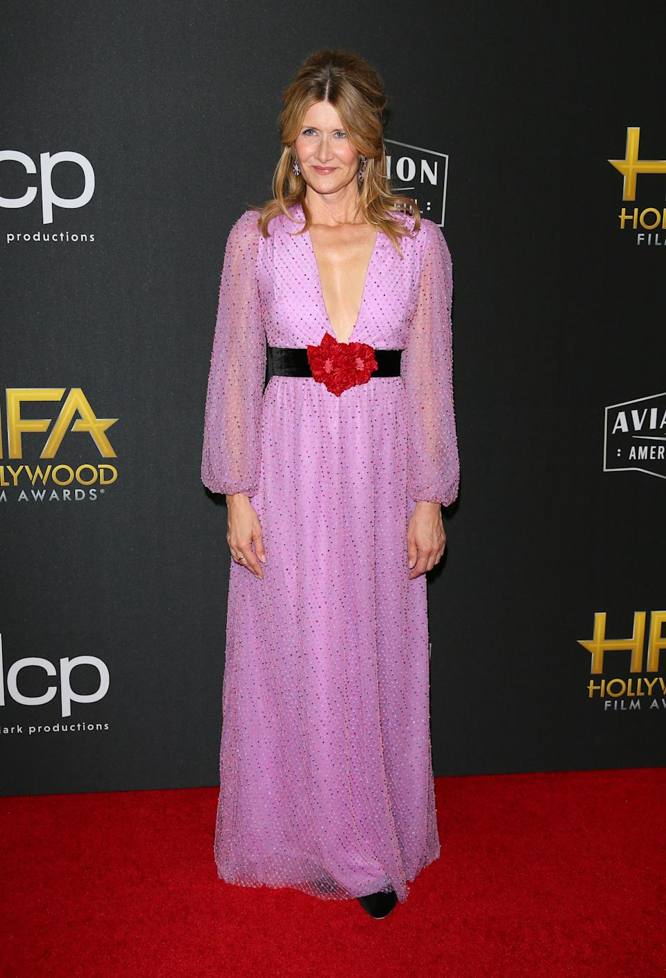Laura Dern wearing Markarian. <em>[Photo: Getty]</em>