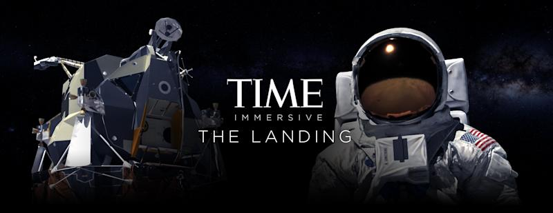 Now, you can take part in the historic Apollo 11 mission thanks to TIME's AR experience, the world's most accurate 3D re-creation.