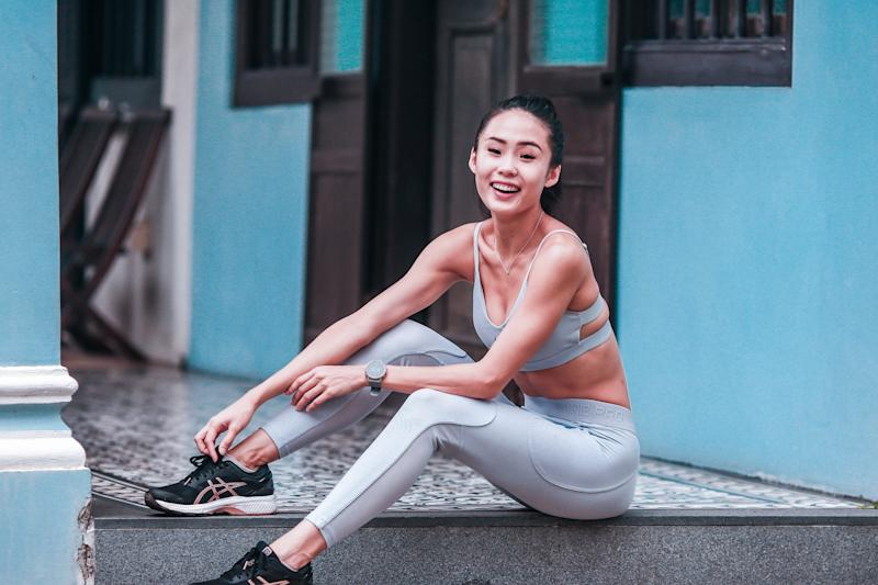 Singapore #Fitspo of the Week: Tiong Jia En
