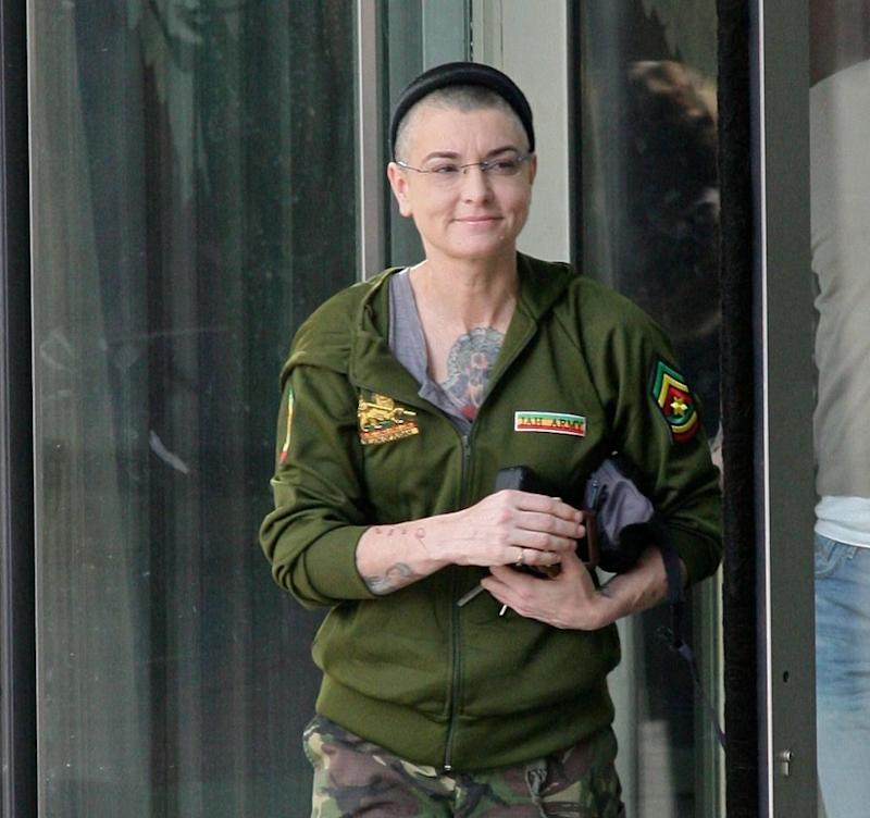 Sinead Oconnor Announces Plans To Sue Her Family After Going Missing