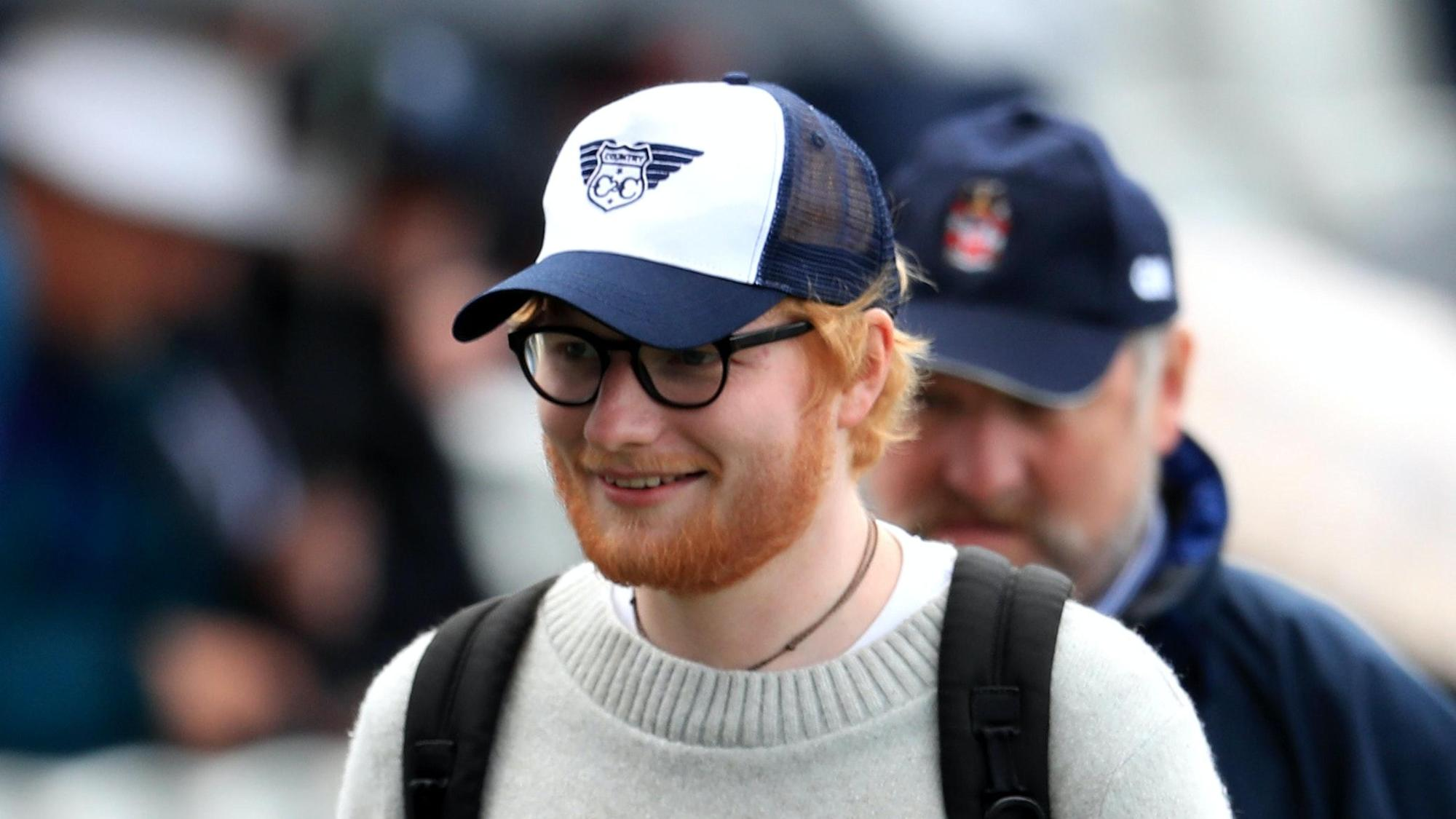 Ed Sheeran demo once sold by singer's mother going under the hammer