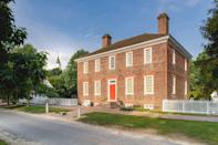 "<p>""The <a href=""https://www.colonialwilliamsburg.org/locations/george-wythe-house/"" rel=""nofollow noopener"" target=""_blank"" data-ylk=""slk:George Wythe House"" class=""link rapid-noclick-resp"">George Wythe House</a> in Colonial Williamsburg, which I visited frequently as a child, is the inspiration for <a href=""https://www.veranda.com/home-decorators/a30735972/caroline-gidiere-alabama-home-tour/"" rel=""nofollow noopener"" target=""_blank"" data-ylk=""slk:my own home"" class=""link rapid-noclick-resp"">my own home</a>. The houses and gardens comprising Colonial Williamsburg (and the <a href=""https://www.historichotels.org/us/hotels-resorts/williamsburg-inn/"" rel=""nofollow noopener"" target=""_blank"" data-ylk=""slk:Williamsburg Inn"" class=""link rapid-noclick-resp"">Williamsburg Inn</a>) are so much a part of me I can't begin to explain it. I know it like the back of my hand, so there is an imprimatur on my brain that is permanent and cannot be removed."" <em>—<a href=""https://www.carolinegidiere.com/"" rel=""nofollow noopener"" target=""_blank"" data-ylk=""slk:Caroline Gidiere"" class=""link rapid-noclick-resp"">Caroline Gidiere</a></em></p>"