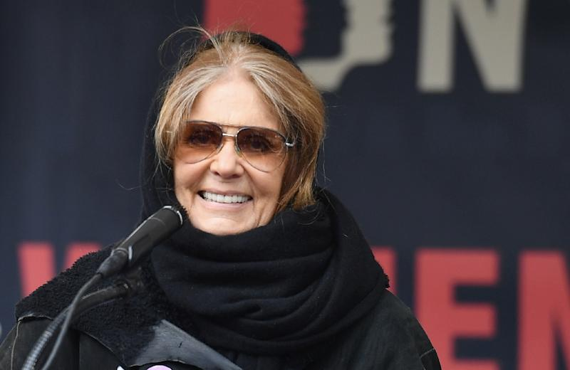 'I would have done things faster': veteran feminist Gloria Steinem