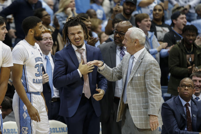 Roy Williams reached a significant milestone during a difficult season in Chapel Hill. (Nell Redmond-USA Today Sports)