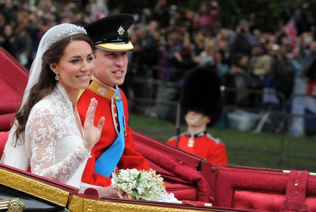 Kate and William's wedding cost police more than £6 million in security fees