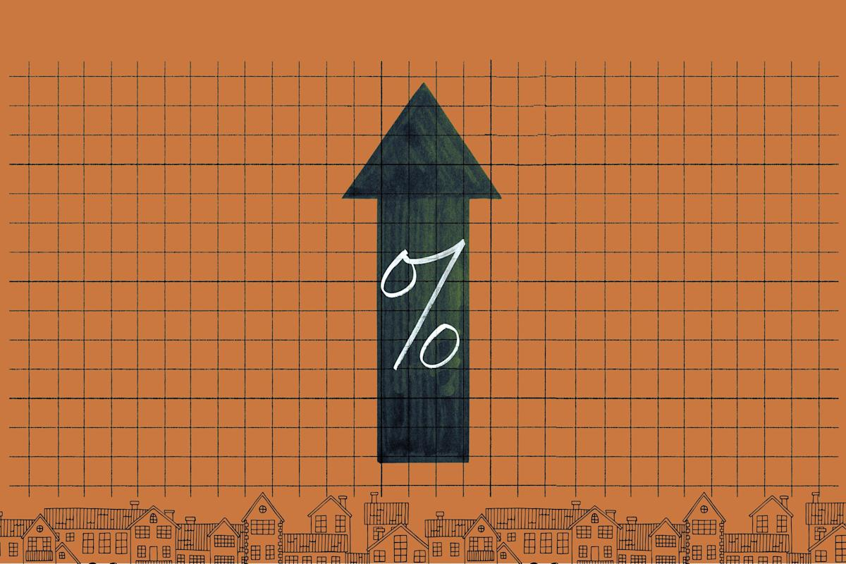 Picture - Current Mortgage Rates Rise But Stick to Tight Range