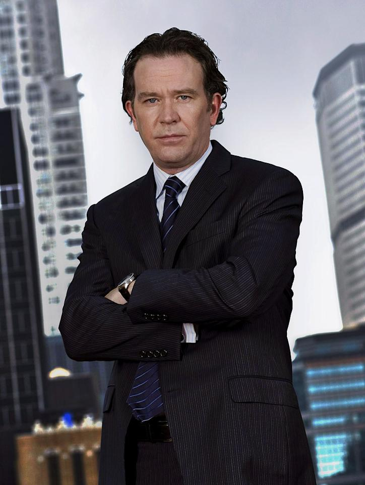 Timothy Hutton stars as Conrad Cain in Kidnapped on NBC.