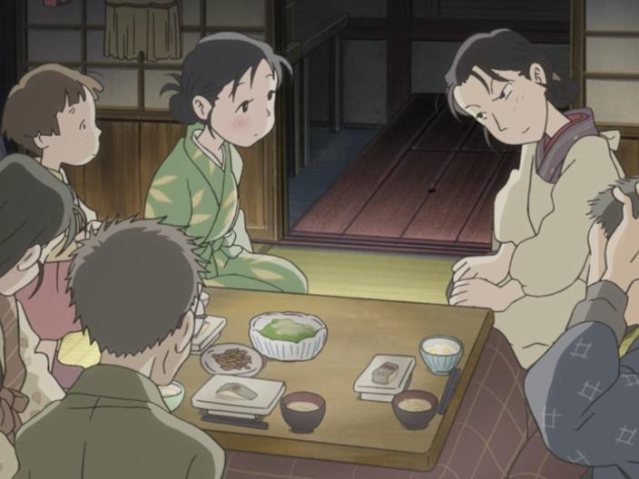 """""""In This Corner of the World""""."""