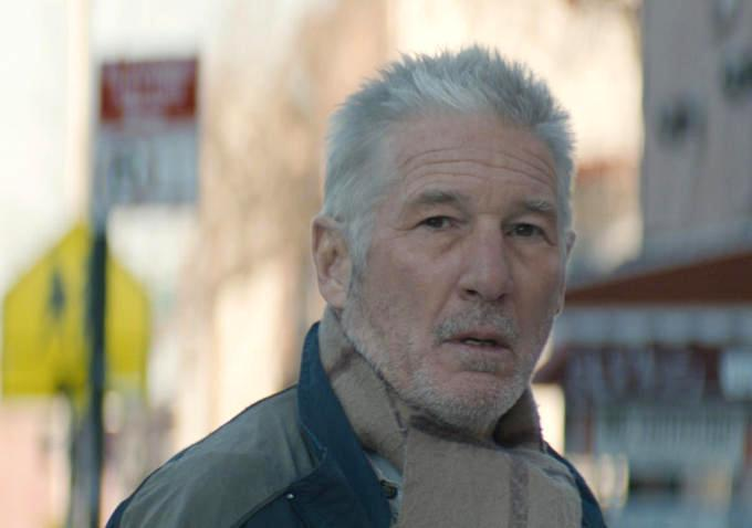 Richard Gere in Time Out of Mind