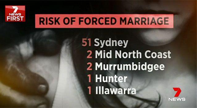 The girls are all based in NSW. Source: 7 News