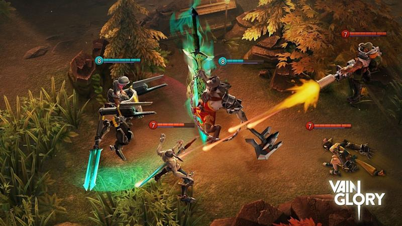 moba online games for mac