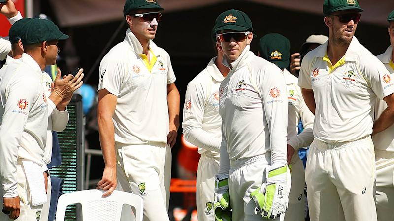 Ashwin misses Sydney Test as Australia recall Labuschagne and Handscomb