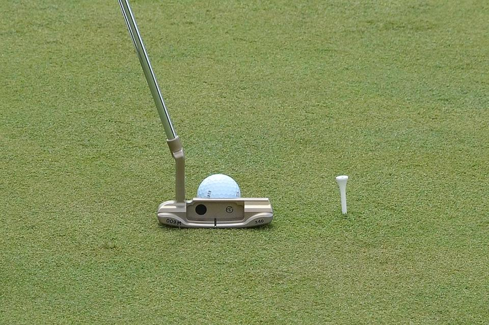 Rory McIlroy's putter