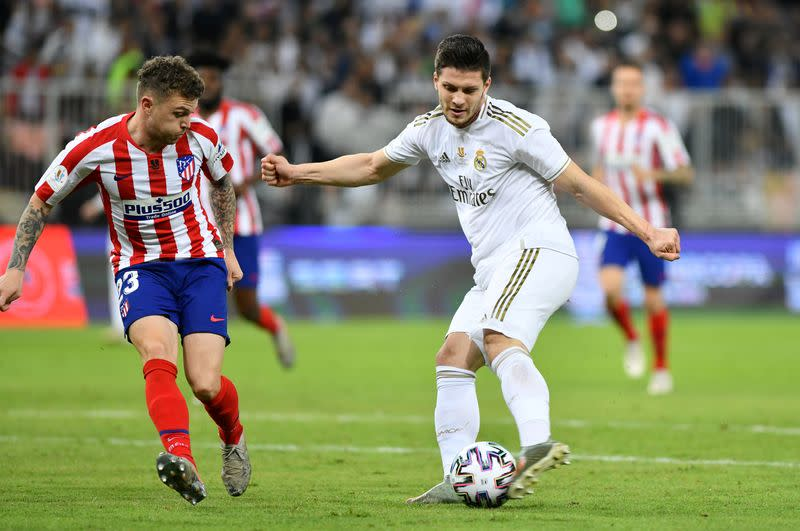 What do Real Madrid do with a problem like Jovic?