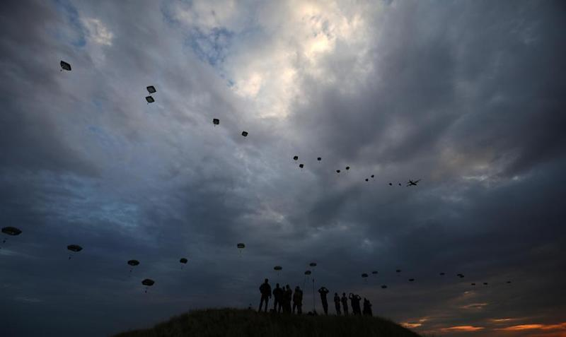 U.S. Military Wants World War Games to Compete With Russia