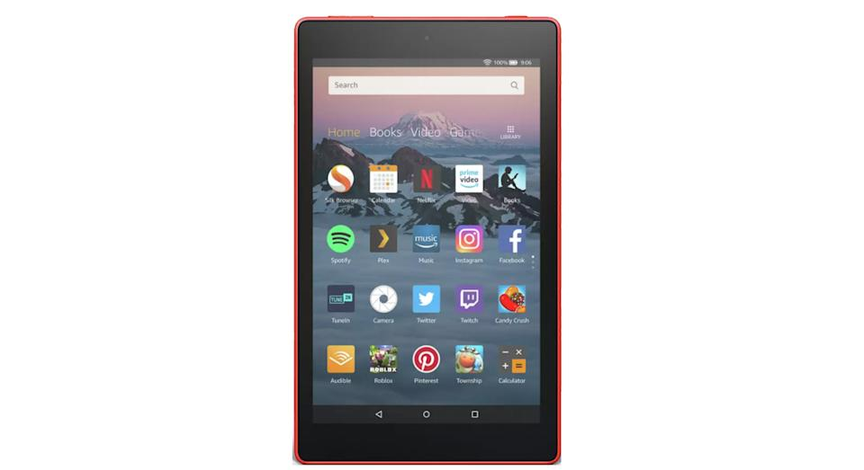 Amazon Fire HD 8 Alexa 8 Inch 16GB Tablet (Argos)