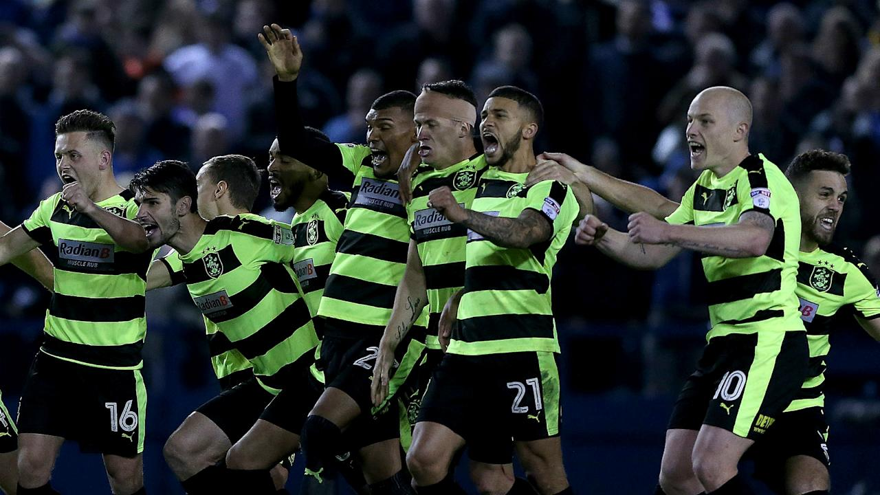 The Australian has had a brilliant season in the Championship and could cap it all off by leading the Terriers into England's top flight